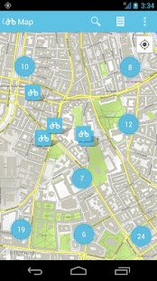 Bikemap – Your bike routes - screenshot thumbnail