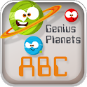 Genius Planets ABC logo