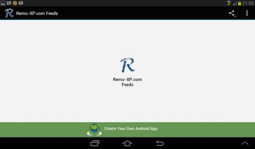 Remo-XP.com Feeds Unofficial