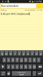 ColorNote Notepad Notes Screenshot 3