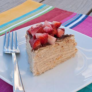 Strawberry Quesadilla