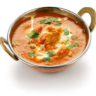 Simple Butter Chicken.