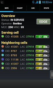 GSM Signal Monitoring - screenshot thumbnail