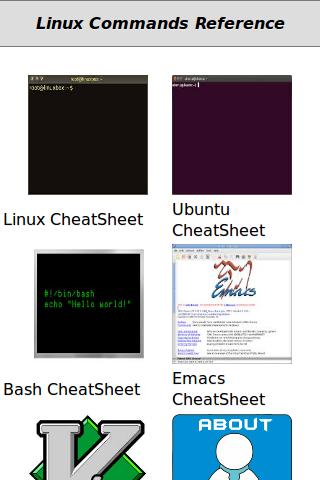 Linux Command CheatSheets