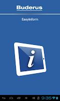 Screenshot of EasyInform