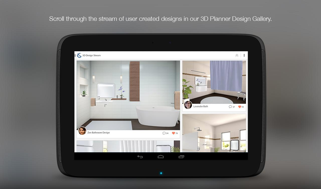 ideal standard 3d planner - android apps on google play, Badezimmer