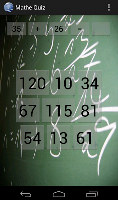 Math Quiz - screenshot