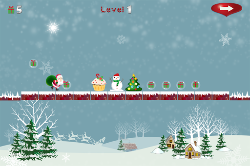 Shopping Santa Christmas Game