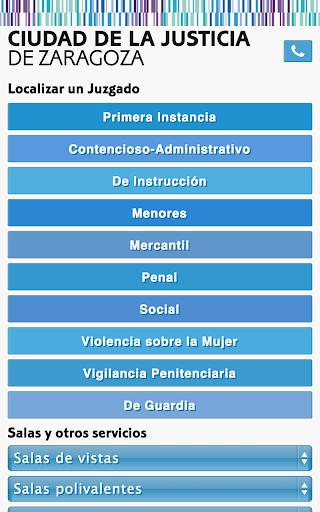 Ciudad de la Justicia Zaragoza