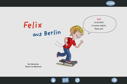 Felix aus Berlin