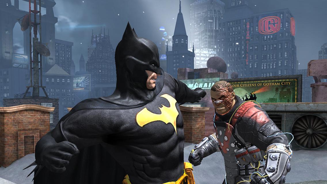 Batman Arkham Origins screenshot #4