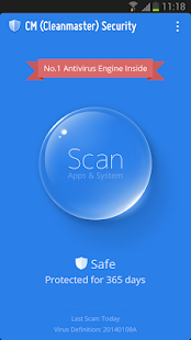 CM Security - Antivirus FREE - screenshot thumbnail