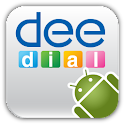 DeeDial logo