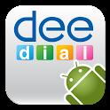 DeeDial logo