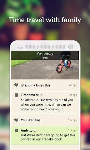 android Lifecake Screenshot 4