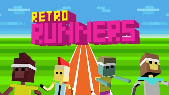Retro Runners - Endless Run - screenshot thumbnail