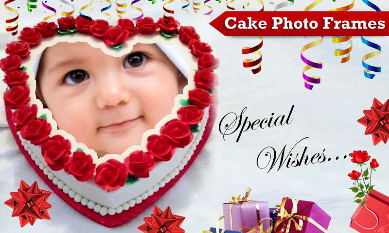 Cake Photo Frames - Android Apps on Google Play