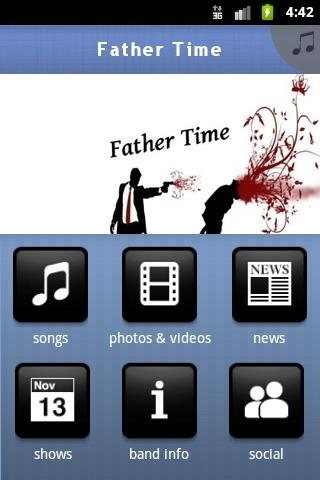Father Time - screenshot