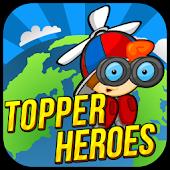 Topper Heroes Race Saga