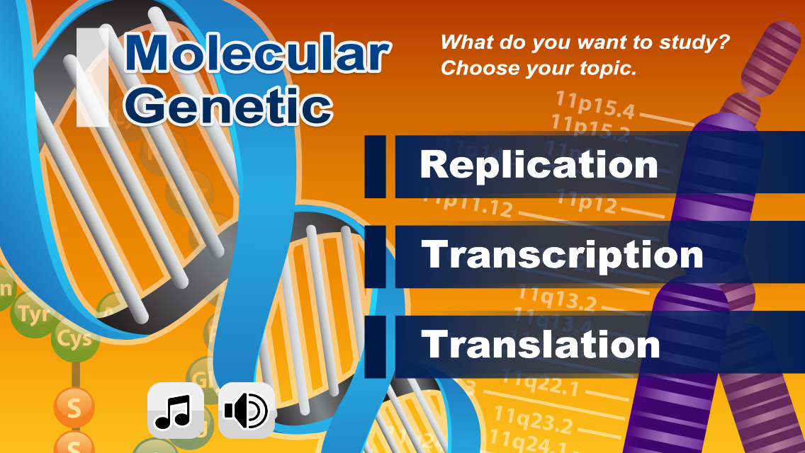 Biology Molecular Genetics L- screenshot