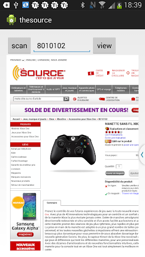 La Source - The Source