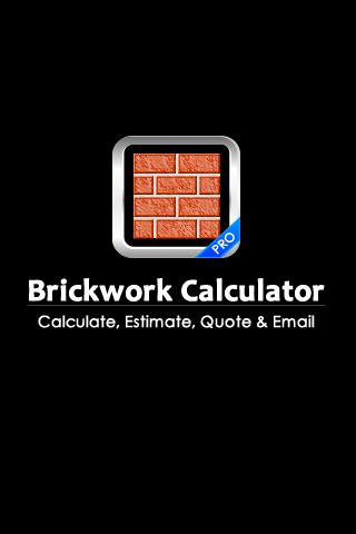 Brickwork Calculator PRO