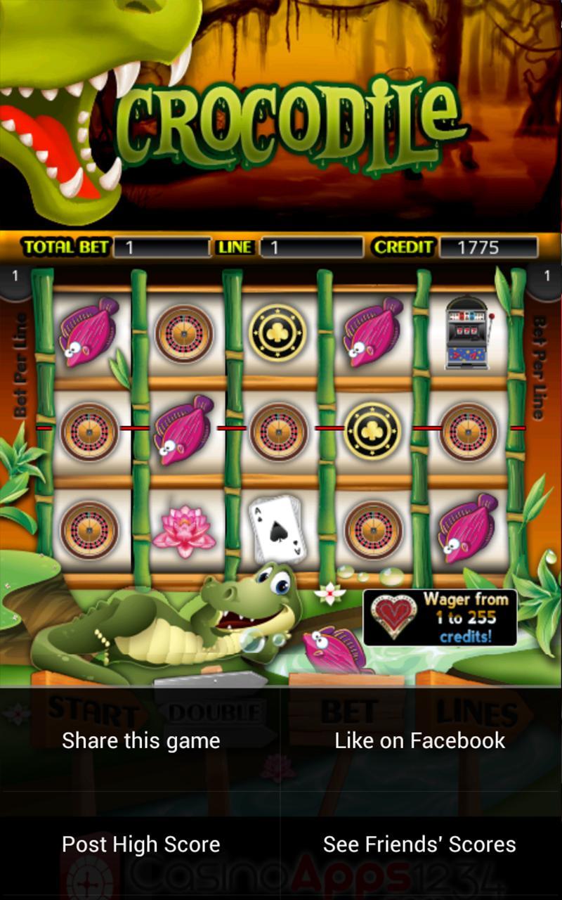 Crocodile HD Slot Machines screenshot #3