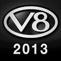V8 Supercars 2013 icon
