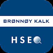 Brønnøy Kalk HSEQ