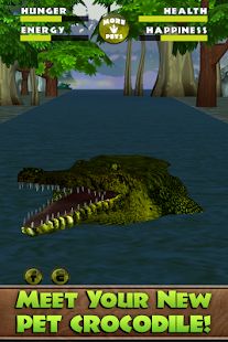 Virtual Pet Crocodile mod unlimitted apk - Download latest version 1 0
