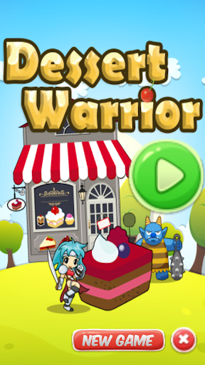 Dessert Warrior