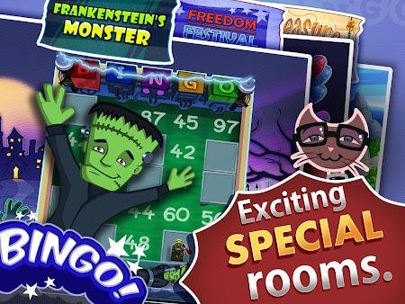 BINGO Club - FREE Online Bingo 2.5.5 screenshot 435792