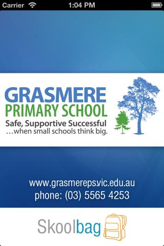 Grasmere Primary School - screenshot