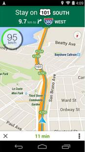 EcoDrive Free Speedometer screenshot
