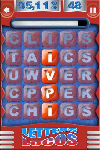 Letters Loco- screenshot