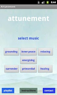Attunement Music Therapy- screenshot thumbnail