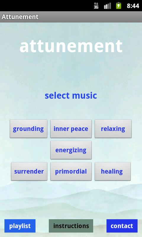 Attunement Music Therapy - screenshot