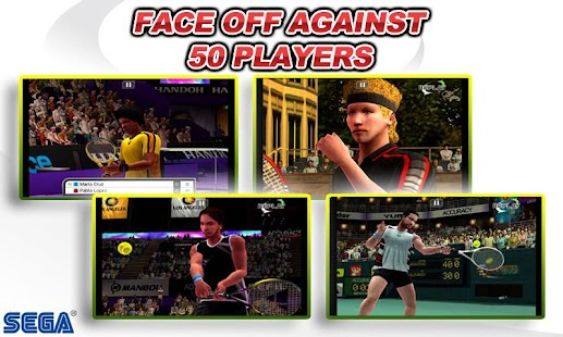 Virtua Tennis™ Challenge Screenshot 10