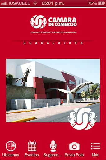 Cámara de Comercio GDL