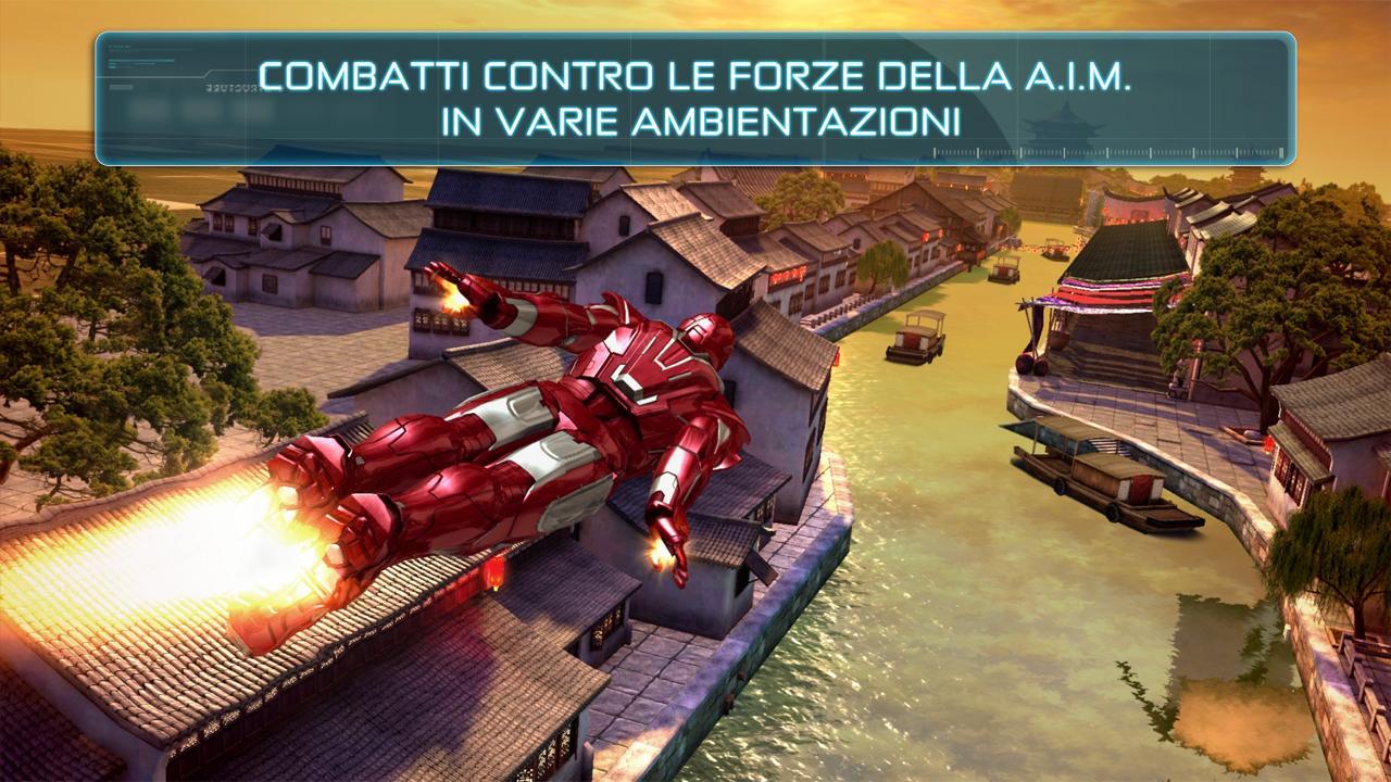 Iron Man 3  Il gioco ufficiale - screenshot