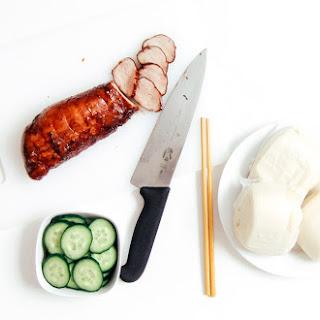 Skinny Char Siu Pork.