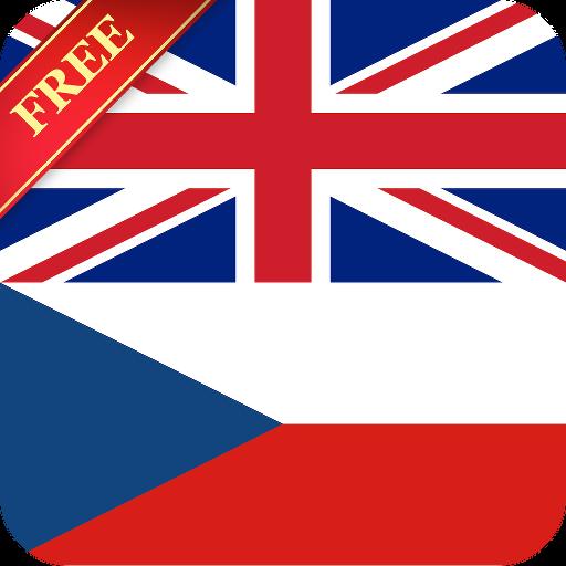Offline English Czech Dict. LOGO-APP點子