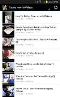 热纹身图案|玩生活App免費|玩APPs
