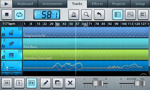 FL Studio Mobile v1.0.5