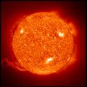 Astronomy : Sun icon