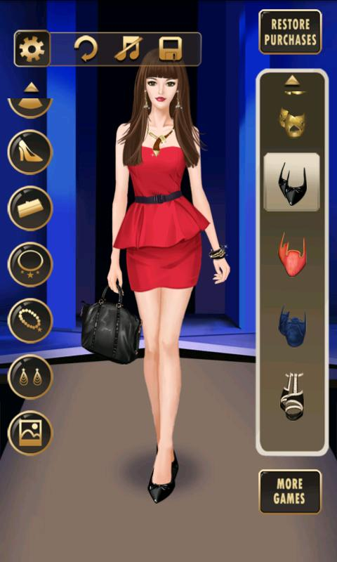 Cover Girl Maker - screenshot
