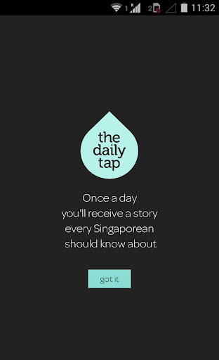 The Daily Tap