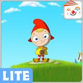 Children Book Little Red Lite