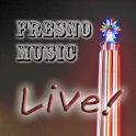 Fresno Music Live logo