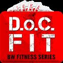 DoCFIT Bodyweight Workout Pro icon